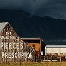 Dr. Pierce's Remedy Barn by Ryan Houston
