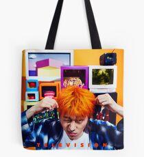 Zico Anti Television design - kpop art Tote Bag