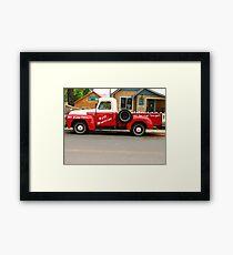 Hillbilly Limo Framed Print