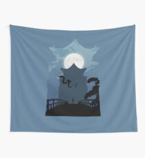 Bath House Wall Tapestry