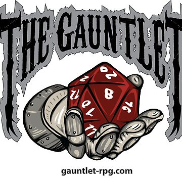 The Gauntlet by redmagus77