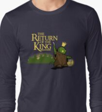 Return of the King Long Sleeve T-Shirt