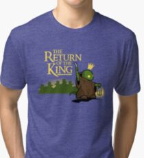 Return of the King Tri-blend T-Shirt