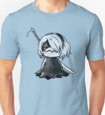 2B Mimikyu - Nier Automata Pokemon Unisex T-Shirt