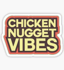 Chicken Nugs Sticker