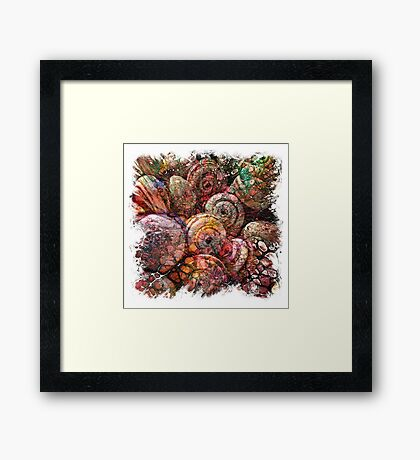 The Atlas Of Dreams - Color Plate 126 Framed Print