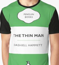 Penguin Books - The Thin Man Graphic T-Shirt