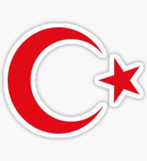 Turkey national emblem Sticker