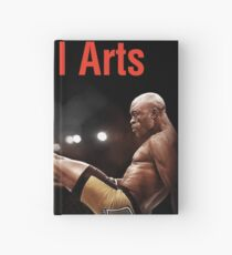 Martial arts Hardcover Journal