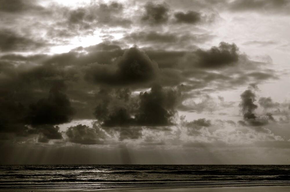 Cannon Beach Sunset by Robert Baker