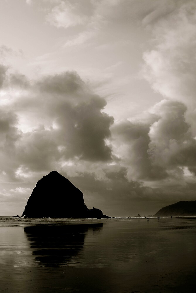 Cannon Beach Sunset by Robert Baker