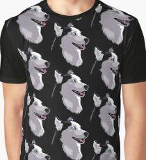 Siberian husky Graphic T-Shirt