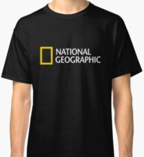 National Geographic Merchandise Classic T-Shirt