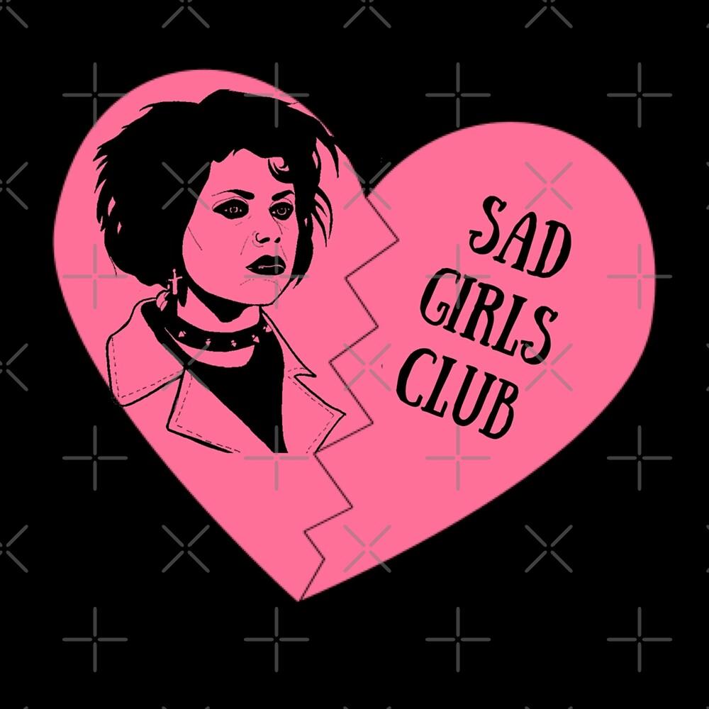 Nancy (The Craft) Sad Girls Club (Second Edition) by herillustration