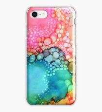 Cotton Candy Bubble iPhone Case/Skin