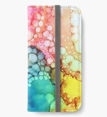 Cotton Candy Bubble iPhone Wallet/Case/Skin