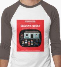 Eleven's Quest Men's Baseball ¾ T-Shirt