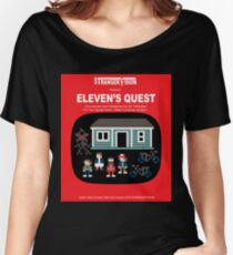 Eleven's Quest Women's Relaxed Fit T-Shirt