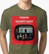 Eleven's Quest Tri-blend T-Shirt