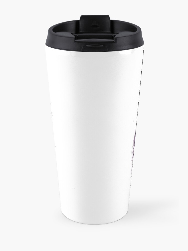 Alternate view of Hollow Knight Travel Mug