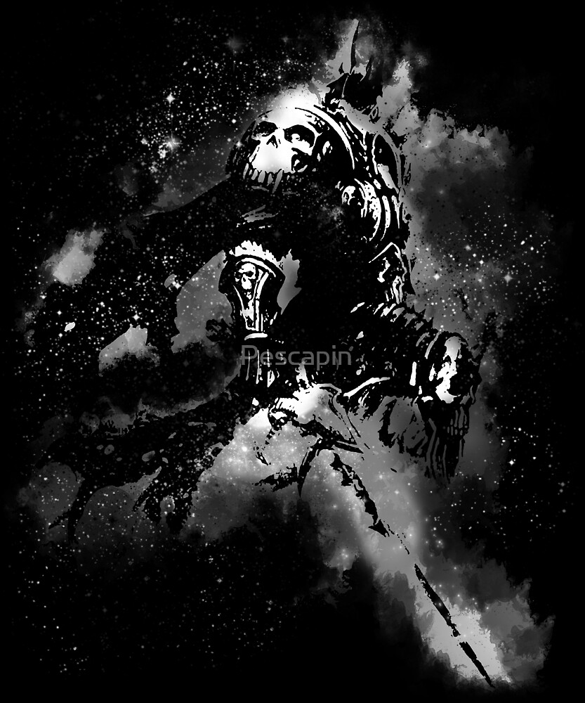 The Lich King by Pescapin
