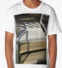 English Riviera Wheel Steps Long T-Shirt