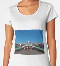 St Paul's Cathedral Women's Premium T-Shirt