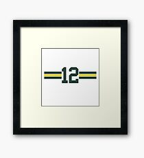 Green Bay #12 Framed Print