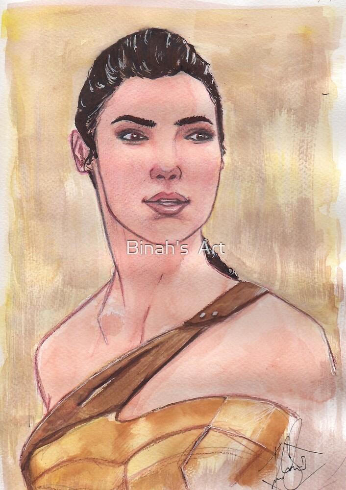 Amazon by Binah's  Art