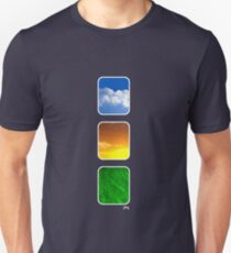 three colours of nature T-Shirt