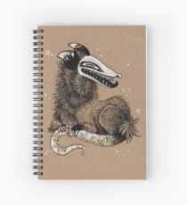 Scraggle Spiral Notebook