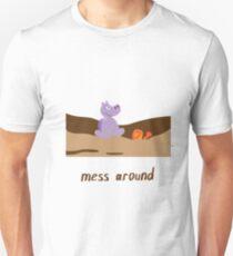 HIPO mess around Unisex T-Shirt