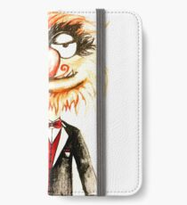 Suave Animal iPhone Wallet/Case/Skin