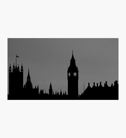 This Is London Photographic Print