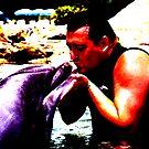 giz a kiss fishface ... by SNAPPYDAVE