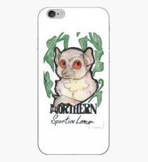 Northern Sportive Lemur iPhone Case