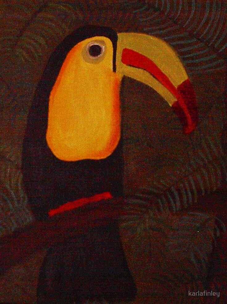 Toucan by karlafinley