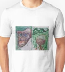 The True Face of Albert the Pudding T-Shirt