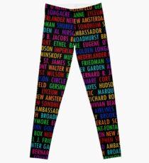Legging Teatros de Broadway (1)