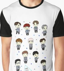 Produce Style - Produce 101 Wanna One Graphic T-Shirt