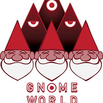 Gnome World Order by matioki