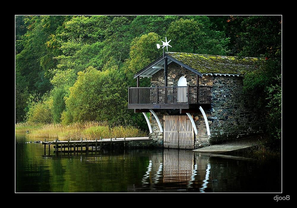 Ullswater Boathouse by djoo8