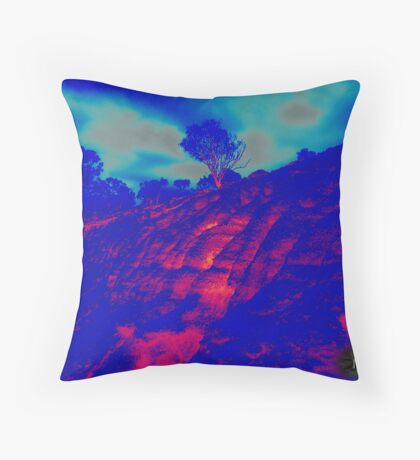Lightsmith............ by way of alienvisitor Throw Pillow
