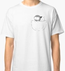Pocket Catana and John Classic T-Shirt