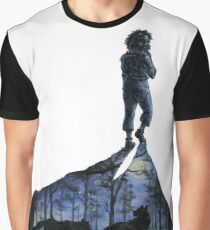 Between Man And Wolf Graphic T-Shirt