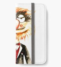 Suave Animal The Muppets  iPhone Wallet/Case/Skin