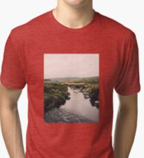 Irish Wanderings Tri-blend T-Shirt