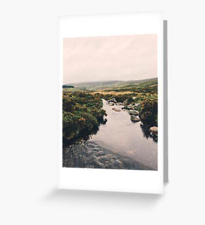 Irish Wanderings Greeting Card