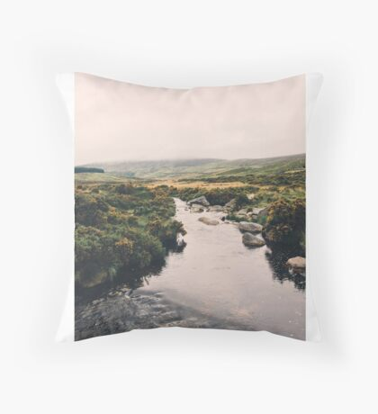 Irish Wanderings Throw Pillow