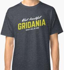 Visit Beautiful Gridania Classic T-Shirt